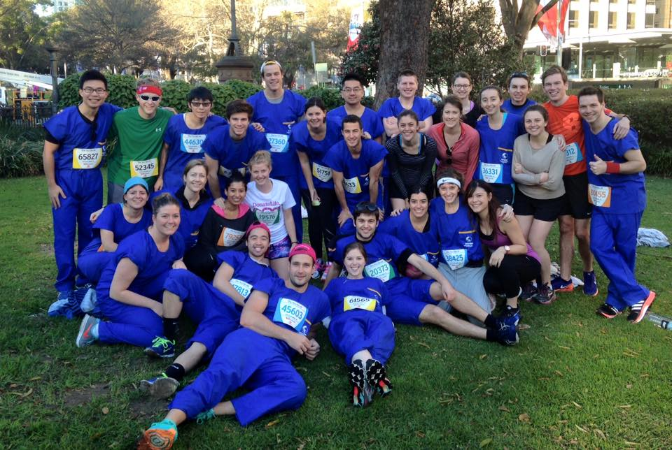 SUSS City2Surf for Interplast 2016