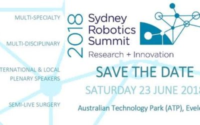 IAS Sydney Robotic Summit 2018