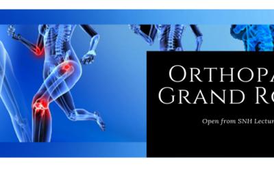 Orthopaedics Grand Rounds
