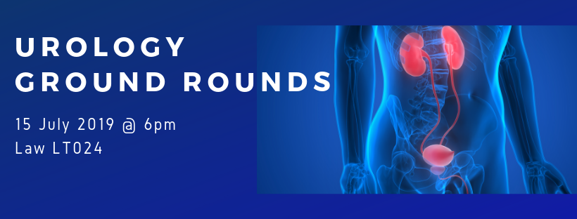 Urology Ground Rounds
