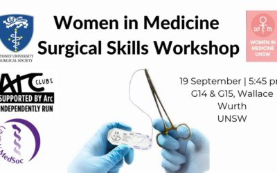 Women in Medicine Surgical Skills Workshop