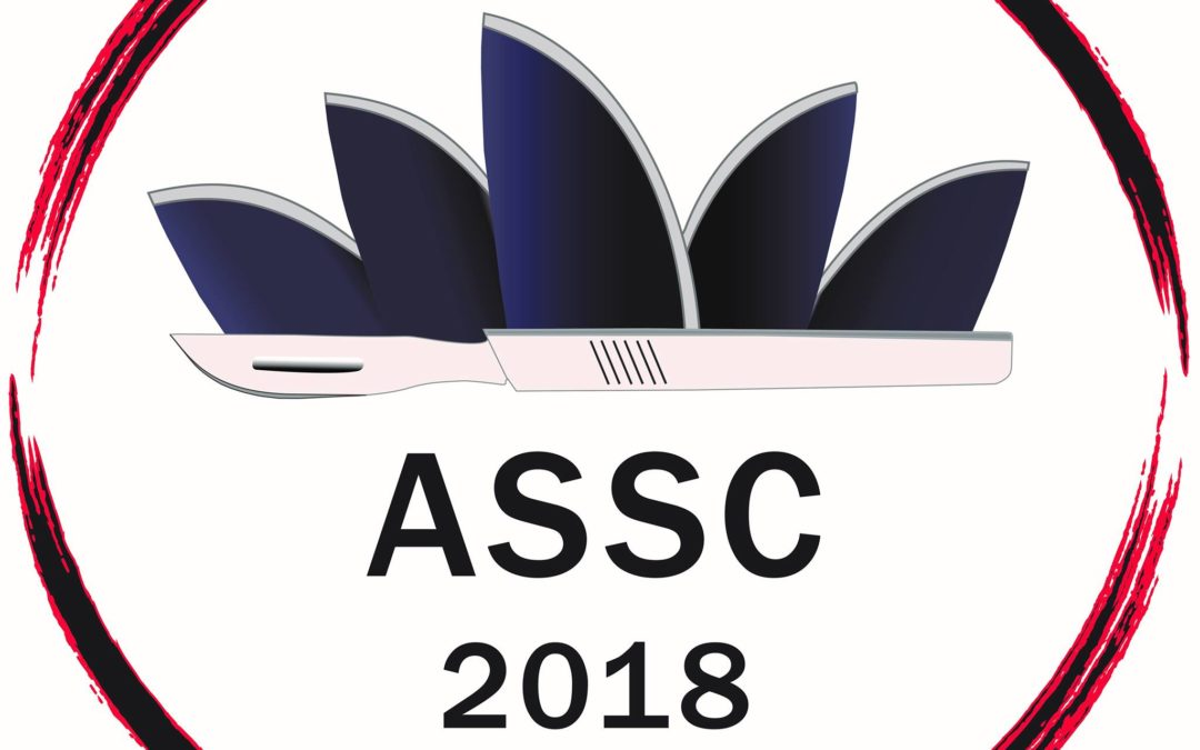Australasian Students' Surgical Conference 2018